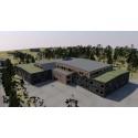 Nacka bygger nya Boo Gårds skola