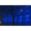 ÅF Lighting gör spökinstallation på Nordiska museet