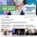 NSG Group ställer ut på Integrated Systems Europe 2017 i Amsterdam