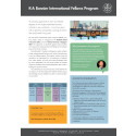 Fact Sheet - K-A Bonnier International Fellows Program