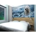 Isbjørnene inntar Thon Hotel Polar i Tromsø