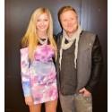Unik duett med Kurt og Astrid på Idol gir tilbake