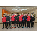 ​Coach Core apprentices have eye on success, thanks to Vision Express backing