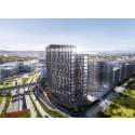 Skanska investerar NOK 566M, cirka 580 miljoner kronor, i nytt kontorsprojekt i Oslo, Norge