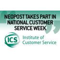 Neopost takes part in National Customer Service Week
