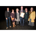 Teckenspråkscentrum är Årets kooperativ Västernorrland