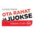 ABAX Suomi toimii 'Ota rahat ja juokse' -ohjelman yhteistyökumppanina
