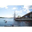 Tjuvholmen Vannfestival er Oslos store fjordfest