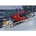 Rekordstart på vintern med 65 centimeter i terrängen