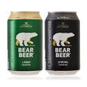 Bear Beer – två färgstarka björn-nyheter på Systembolaget