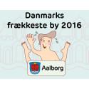 Danmarks frækkeste by 2016
