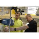 Polske fingeraftryk på danske papirmaskiner