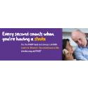Gillingham stroke survivor urges people to act FAST