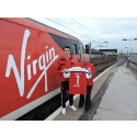 Virgin Trains kicks off partnership with Doncaster Rovers