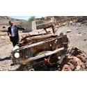Drabbade kämpar för att stoppa drönardöden i Jemen
