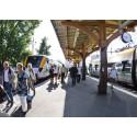 Snabb tillväxt av internet ombord på tåg och buss enligt Oxyfi
