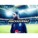 Stadium supportar #backadurmaz