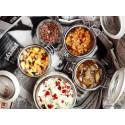 I Projekt Creative Region of Gastronomy har 200 företag i matens värdekedja deltagit på många olika aktiviteter
