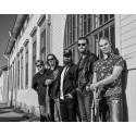 Nordiskt bluesband till Fredagsklubben på Vara Konserthus