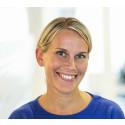 Riksbyggens miljöchef Karolina Brick i panelsamtal med miljöminister Karolina Skog