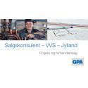 Salgskonsulent – VVS – Jylland
