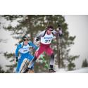 En säsong fylld med nationella och internationella skidtävlingar på Idre Fjäll