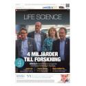 Vi förbättrar för svensk välfärd! SwedenBIO lanserar Life Science – bilaga av Mediaplanet i dagens DN