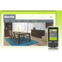 Om Mobil App – Hulténs Möbler i Mobilen!
