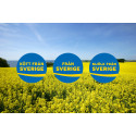 Starkt första år för den frivilliga ursprungsmärkningen Från Sverige