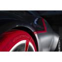 Hankooks designdäck på den visionära Opel GT Concept