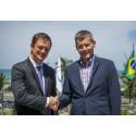 Sveriges Paralympiska Kommitté inleder unikt samarbete med Brasiliens Paralympiska Kommitté