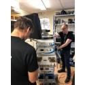 Sjukhus köper VIXIMEDs kommunikationssystem VIEWMED för artroskopi-undersökningar och behandlingar