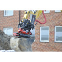 Higher breakout force and smarter control system with new Rototilt R2