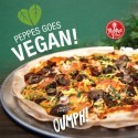 Norwegian Peppe's Pizza goes Oumph!