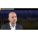 Intervju med Fredrik Burvall - Analysguiden
