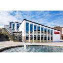 Kulturhuset Trappan uppmärksammas efter varsam renovering