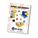 Ikaros® förbereder Super-September!