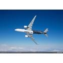 High res image - Cobham SATCOM - Airbus 01 HR - Copyright Airbus