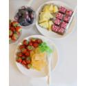 Avputtargaffel - Godis och frukt