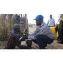 Just nu gör Hoppets Stjärna en aktiv insats i norra Kenya