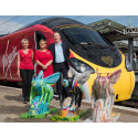 Virgin Trains names train to mark the launch of Bee in the City