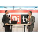 DiTV på plats under Business Arena Stockholm