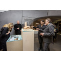 Skellefteås kulturhus i huvudroll under utställning i London