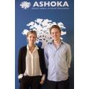 Ashoka tar Mattecentrum ut i världen