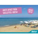Kreta nytt resmål för Detur från Skellefteå!
