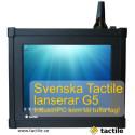 Svenska Tactile lanserar G5, en kraftfull industriPC. Robust Panel PC med pekskärm.