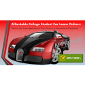 Online Car Loans for College Students with No Credit or Bad Credit - Guaranteed Approval