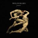 HOLOGRAMS SIGNADE TILL STRANDED REKORDS