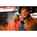 Huddinge kommun lockar nattvandrare med gratis bio