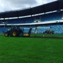 Ullevi Stadium and Heden Arena are getting championship ready
